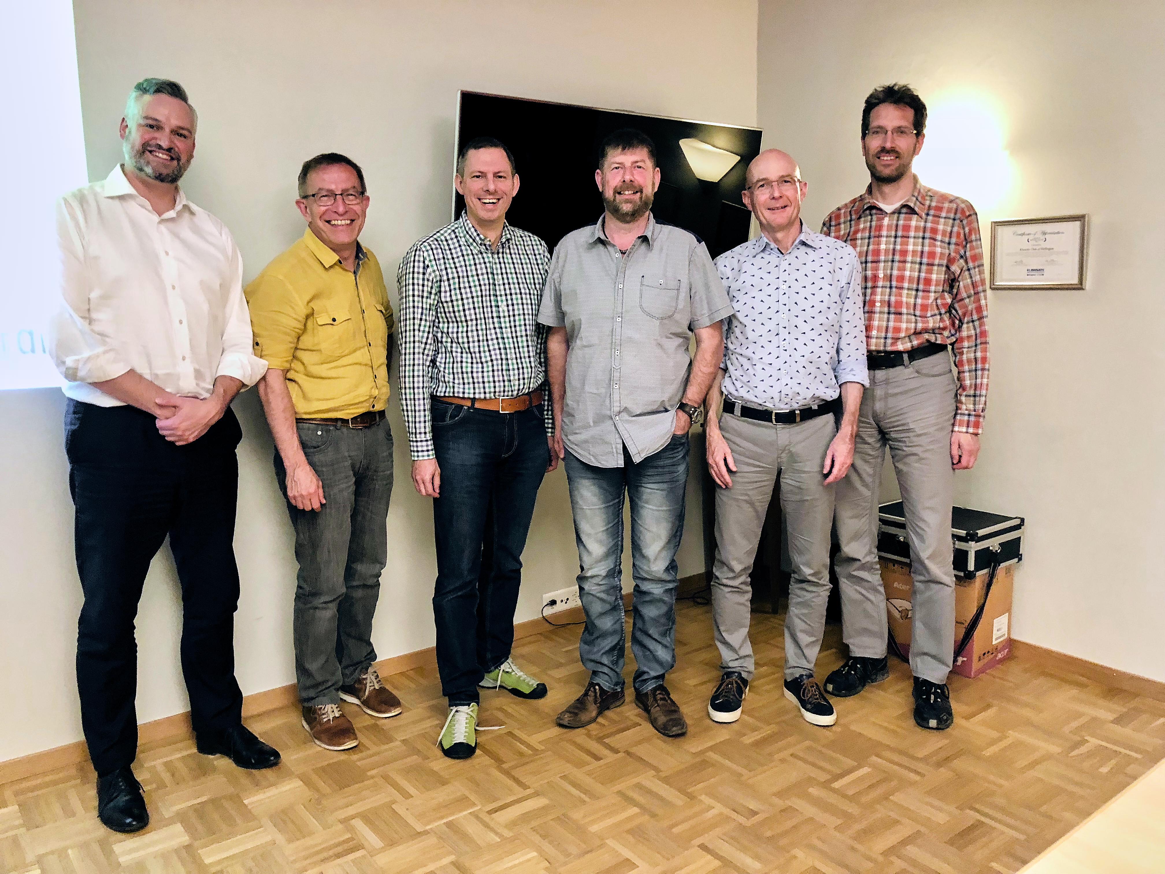 Neuer Präsident für die GLP Bezirk Zofingen
